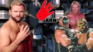 Arn Anderson shoots on making less than Lex Luger and the Road Warriors