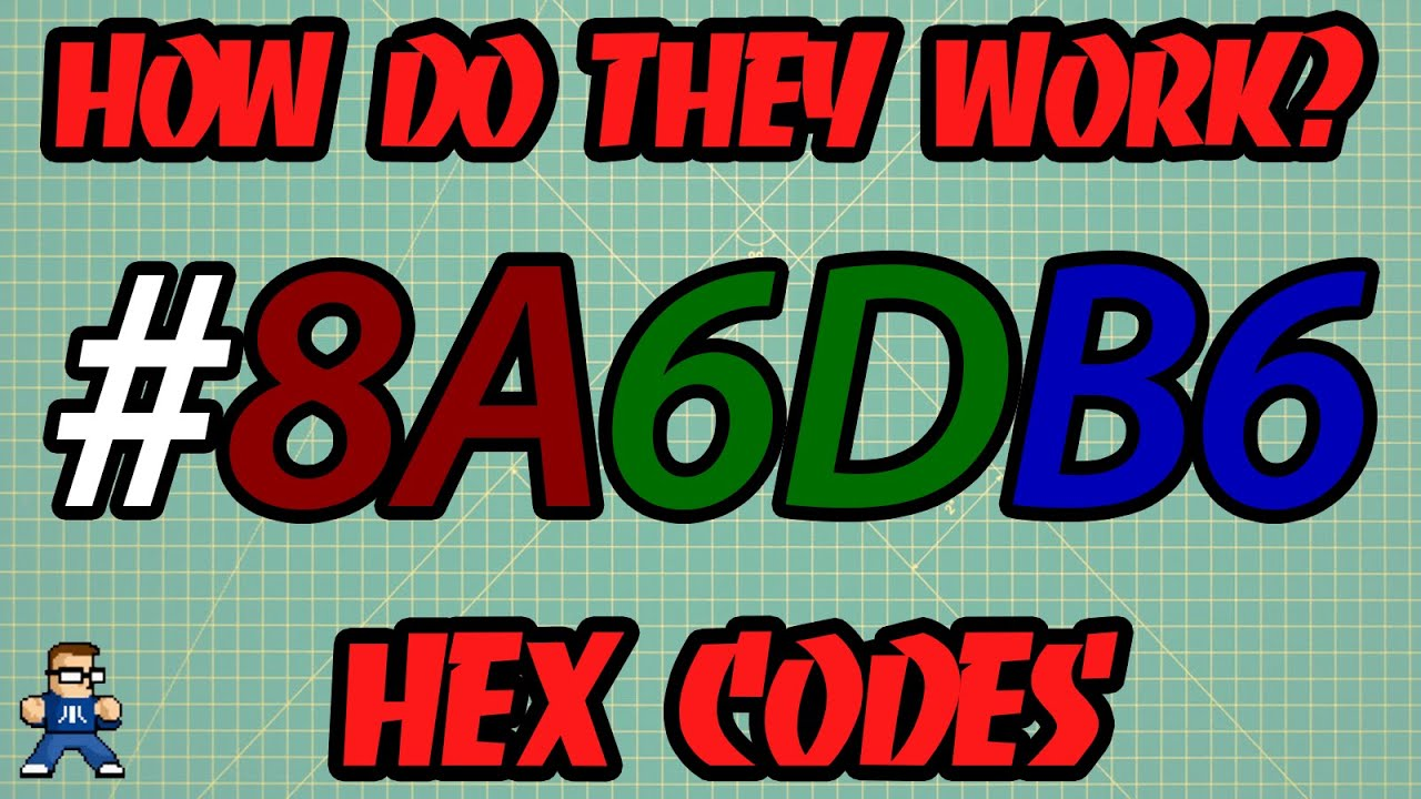 How Hex Color Codes Work