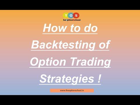 50 prekybos strategija