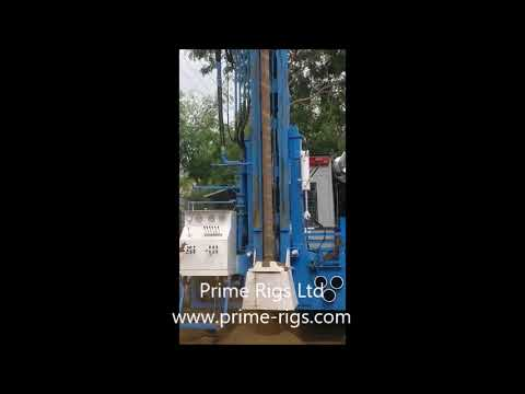 Mounting On Truck Drill Rig