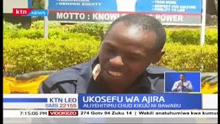 Kijana mmoja katika kaunti ya Uasin Gishu arejea shule aliyoisomea kama bawabu