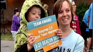 PDSSN's 3-2-1 Deacon Dash for Down Syndrome – March 25, 2017