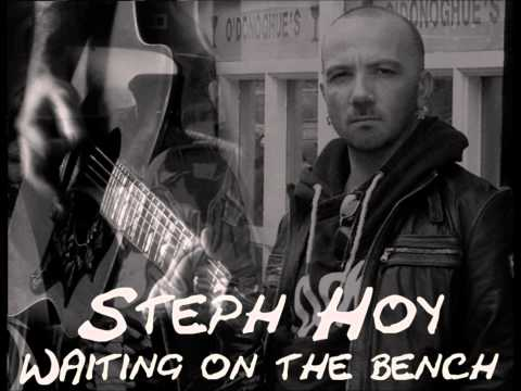 Steph Hoy - Waiting on the bench