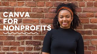 Quick Guide on Canva For Nonprofits