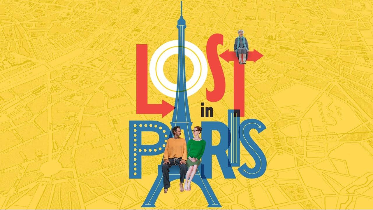 Trailer för Lost in Paris