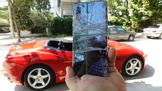 Galaxy Note 10+ Sağlamlık Testi ( Ferrari İçerir )