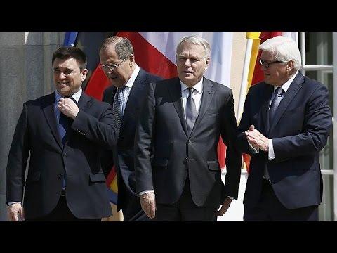 Γερμανία: Ελάχιστη πρόοδος στις συνομιλίες για την Ουκρανία