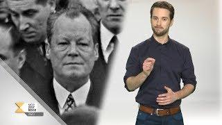 Willy Brandt erklärt | Promis der Geschichte mit Mirko Drotschmann