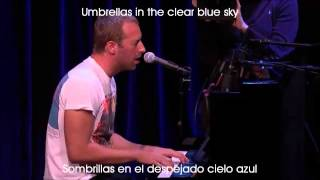 Chris Martin Wedding Bells  |  subtitulada español ingles HD