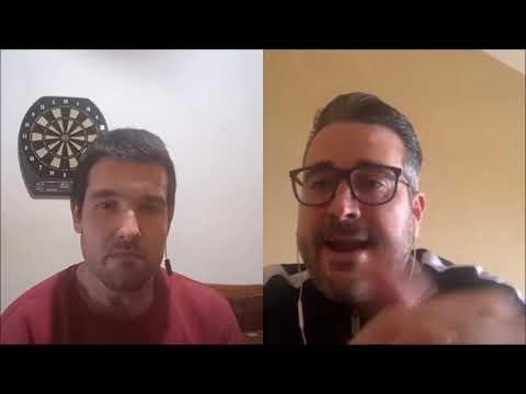 Entrevista con Néstor Pérez, entrenador de la SD Ejea