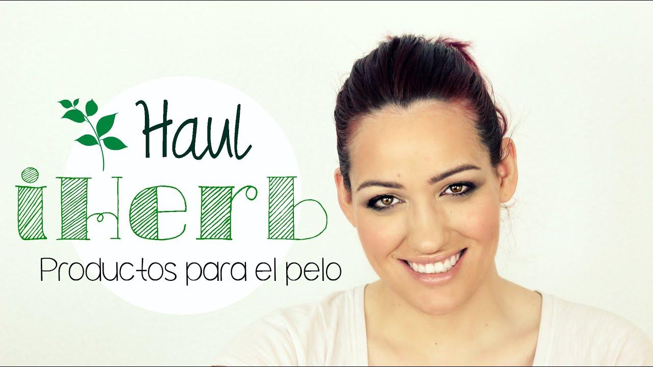 Haul iHerb: Productos para el pelo!