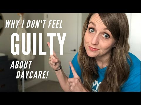 Working Mom Daycare Guilt ... & the Baby Peed IN MY EYE . . . | MamaDoctorJones