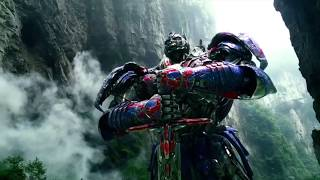 Transformers Montage - Unstoppable // The Score