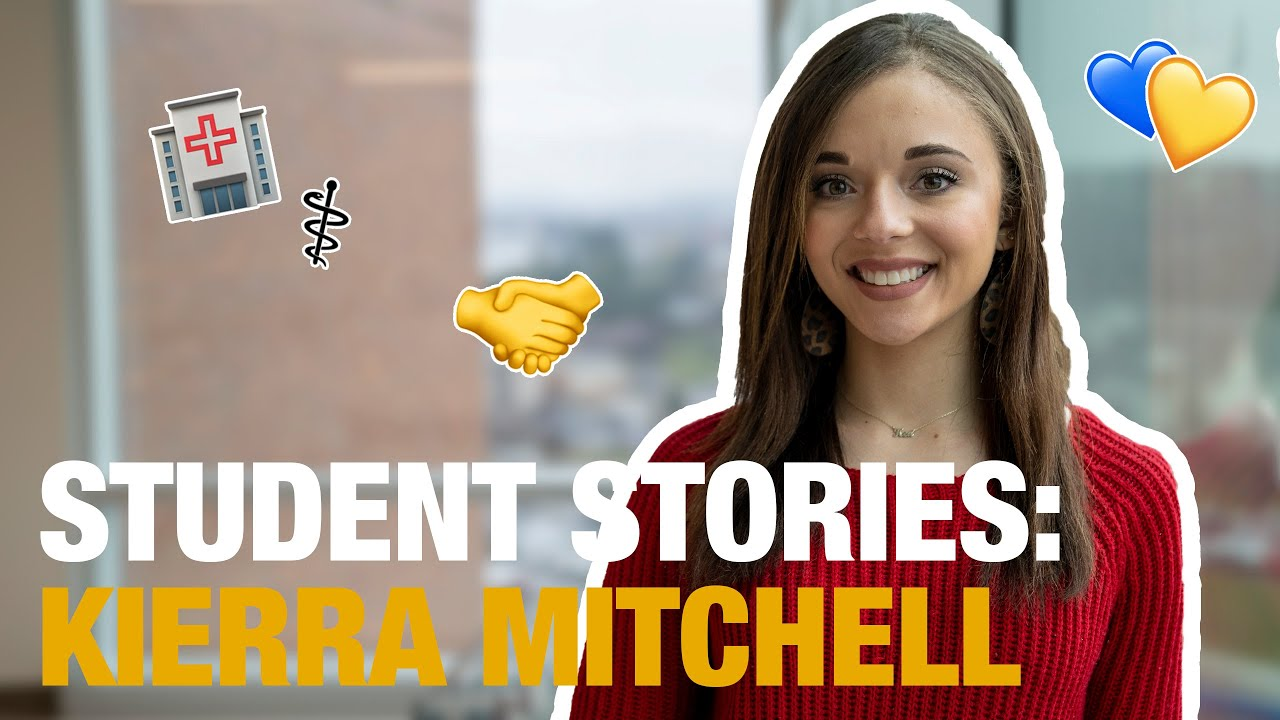 Play STUDENT STORIES: KIERRA MITCHELL 🤝