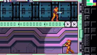 Metroid Fusion Messing With The SA X