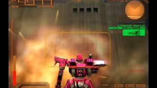 【ACNB】アーマードコアナインブレイカー 武器カテゴリー縛りでナインボール戦Part1