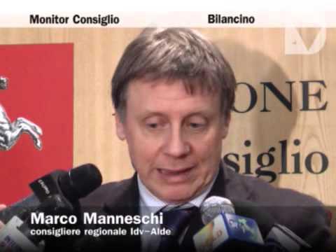 Monitor Consiglio - Aeroporti toscani, Bilancino, centrali 118.
