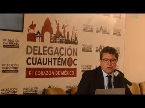 Ricardo Monreal revela ingresos a ACs