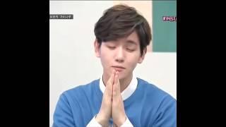 EXO Baekhyun 'ㅅ' 2014