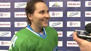 Елизавета Роднова: «Я впервые забиваю четыре гола»