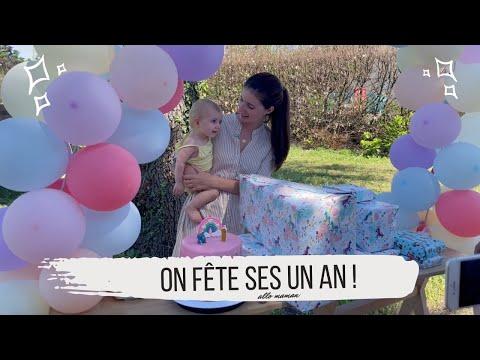 L'ANNIIVERSAIRE D'ABYGAËL - VLOG