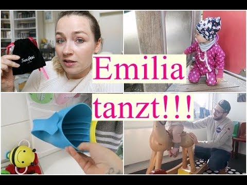So tanzt Emilia I Schmuckhaul I Emilias Badewannen Spielzeug
