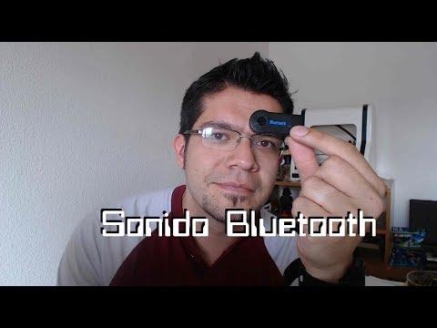 Receptor de Audio Bluetooth Salida 3.5 (Jack-Auxiliar)