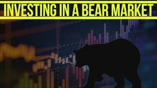 When to sell stocks in a bear market