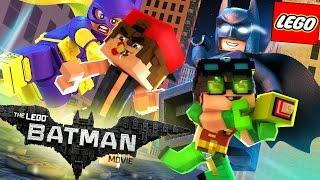 Minecraft: Whos Your Family? ENTREI PARA A FAMÍLIA DO LEGO Batman: O Filme