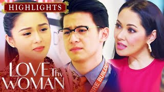 Subscribe to the ABS-CBN Entertainment channel! - http://bit.ly/ABS-CBNEntertainment  Watch the full episodes of Love Thy Woman on TFC.TV: http://bit.ly/LoveThyWoman-TFCTV and on iWant for Philippine viewers: http://bit.ly/LoveThyWoman-iWant  Visit our official websites!  https://lovethywoman.abs-cbn.com/  http://www.push.com.ph  Facebook:http://www.facebook.com/ABSCBNnetwork Twitter:https://twitter.com/ABSCBN Instagram:http://instagram.com/abscbn  Episode 26 Cast: Eula Valdes (Lucy) / Sunshine Cruz (Kai) / Yam Concepcion (Dana) / Xian Lim (David) / Kim Chiu (Jia) / Karl Gabbriel (Gab del Mundo)  Watch more Love Thy Woman videos here: Highlights - http://bit.ly/LoveThyWomanHighlights Recaps - http://bit.ly/LoveThyWomanRecaps  #LTWAmanda #LoveThyWomanEp27 #LoveThyWoman