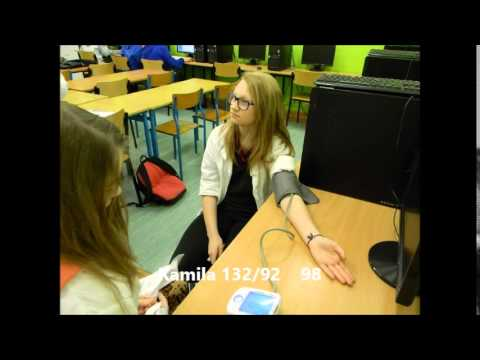 Android oprogramowania pomiar ciśnienia krwi