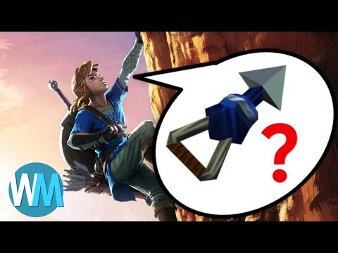 Top 10 Great Video Game Features Removed in Sequels