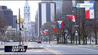 Daring Abroad Sn2 Ep1: America is not a Bed of Roses: Paul Musumba, Kenyan Teacher in Philadelphia