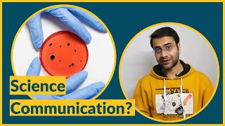 Science Communication - A Hidden Career Option?