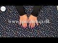 Se produktvideoen til Økologisk jogging med pletter - navy på YouTube