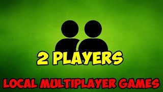 Jump Gunners Local Co-Op Two Players / Local Multiplayer PC Games / Jump Gunners