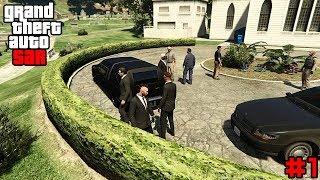 GTA 5 Roleplay | SA'R #1 | The Funeral