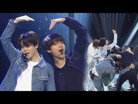 《powerful》 Bts방탄소년단 Fake Love 인기가요 Inkigayo 20180610