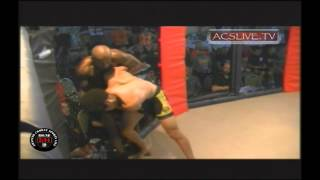 preview picture of video 'ACSLIVE.TV Present's Moe Williams Vs Jorel Simpson Prison City Fight League Shakedown'