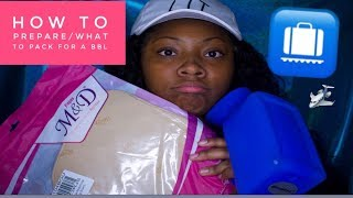 BBL JOURNEY 2018   HOW TO PREPARE  PACKING FOR BBL   PART 2