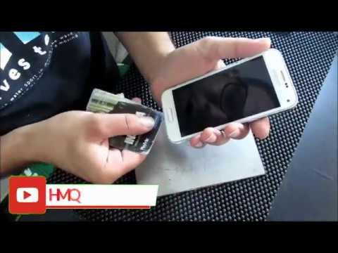 Desmontar S5 mini (SM-G800H)