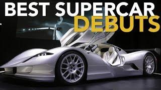 Top 6 Best Supercar Debuts: 2017 Frankfurt Motor Show | Kholo.pk