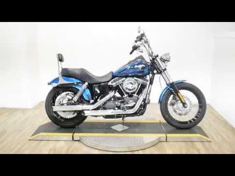 2016 Harley-Davidson Street Bob® in Wauconda, Illinois - Video 1