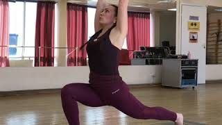 🎬Урок 2 - «Fitness Yoga»
