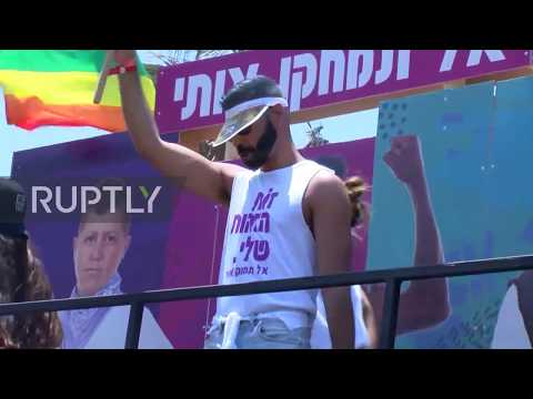 Israel: A quarter of a million people join Tel Aviv Pride Parade
