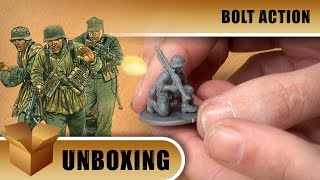 Bolt Action Unboxing - German Grenadiers