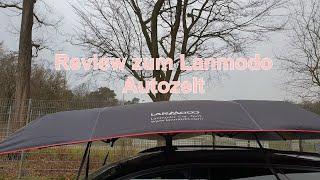 Lanmodo Car Tent Review (Deutsch) Autozelt Langzeittest