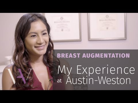 My Breast Augmentation Experience At The Austin-Weston Center