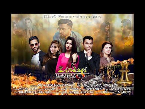 Zindagi | Mujtaba Ikhlaq | Lavjit Thariwalia | Atif Waseem, Mannat | Latest Punjabi Song 2020