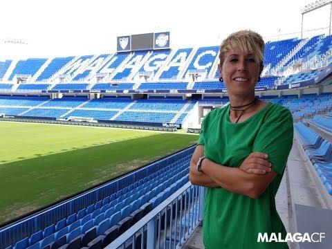 Nati Gutiérrez, primera malagueña con el título UEFA-PRO